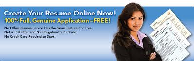 Do Resume Online Free Resume Builder Write A Resume Online