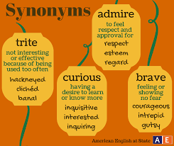Awesome Resume Synonyms Best Of Other Words For Synonym Poster Ideas