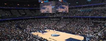 Grizzlies Vs Suns Fedexforum Home Of The Memphis Grizzlies
