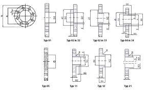 Pn16 Flange Chart En 1092 1 Flange Manufacturers En1092 1 Pn6 Pn16 And Pn40