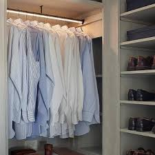 closet lighting. Simple Closet Lit Closet Shelves To Lighting