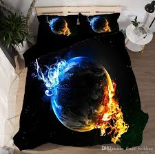 fashion 3d bedding sets star trek duvet covers new style bed sheets polyester printing stare was queen king size mix whole bedroom linen sets
