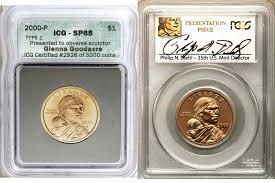 Sacagawea Gold Dollar Value Chart Sacagawea Dollar Key Dates Rarities And Varieties