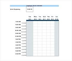 Sample Work Schedule For Employees Project Work Plan Template Sample Plans For Employees Images Of