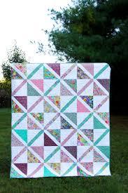 Colorful Crosshatch Quilt - & simple-crosshatch-quilt Adamdwight.com
