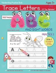 Trace Letters Of The Alphabet and Sight Words : Sofia Foreman ...