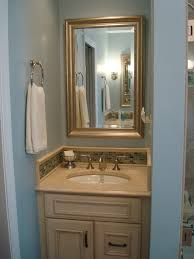 guest 1 2 bathroom ideas. Unique White Wooden Single Washbasin Added Drawers As Storage In Blue Small Guest Bathroom Ideas 1 2 T