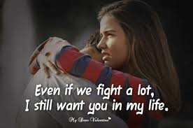 Quotes About Fighting For Love