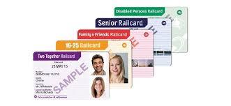 26 30 railcard code 2021 1 3