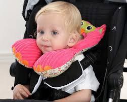 Travel friends total support <b>headrest</b> travel <b>car seat adjustable neck</b> ...