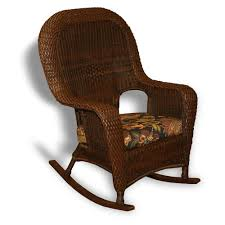 wicker rocking chair. Java Wicker Rocking Chair I