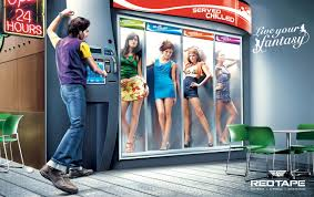 Vending Machine Girl Best Redtape Shoes And Apparels Vending Machine [image] Scaryideas