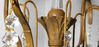 Prato Kronleuchter Rostfarbig 16 Kerzen Flamant