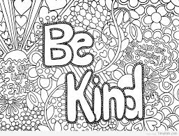 Choose your favorite coloring page and color it in bright colors. Free Printable Cute Coloring Pages For Girls Quotes That Connect