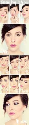 best makeup tutorials for day to night looks makeup monday day to night tutorial