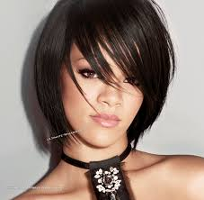 Rhianna Hair Style short hairstyles rihanna hairstyle fo women & man 7058 by wearticles.com