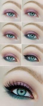 eye makeup tutorial for blue eyes 26 easy makeup tutorials for blue eyes styles weekly