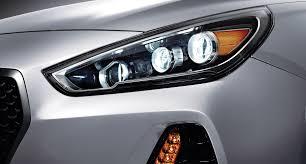 2018 Hyundai Elantra Daytime Running Lights 2018 Hyundai Elantra Gt