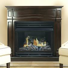 corner gas fireplace insert s direct vent 2 sided inserts canada with direct vent corner gas