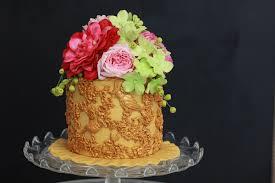 Reva Alexander Hawks Mother Of The Bride Cake Innovative Sugarworks