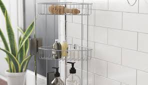 teak plastic rust gym diy style cool unique suction corner home shelves proof shower best caddy