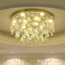 dimmable led chandelier light bulbs led chandeliers ceiling mounted led round modern romantic crystal ceiling lights dimmable led chandelier light bulbs