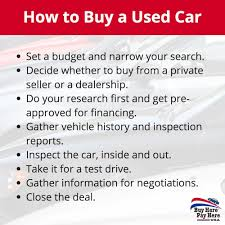 Factors to consider when buying a used car     Car Free Calculator SlideShare Before You Buy A Used Car
