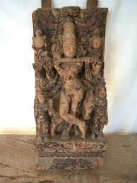 carved wooden indian statues thc indian wood carved statue