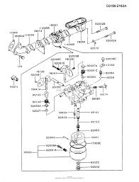 Kawasaki fb460v bs28 4 stroke engine fb460v parts diagram for carburetor