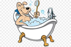 bath clipart puppy poodle cat dog grooming image freeuse