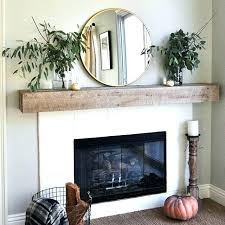 fireplace beam mantel wood beam mantel simple fireplace mantel with round mirror wood beam mantel fireplace