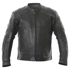 frank thomas force leather motorcycle jacket motorbike touring cruiser black j s