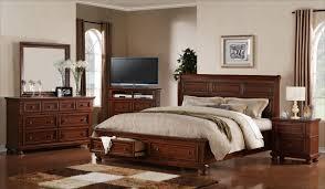 Bedroom Amusing Luxury Master Bedrooom With Brown Furniture Set