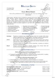 Executive Resume Template Word Hybrid Resume Template Word Examples Combination 100a Executive 20