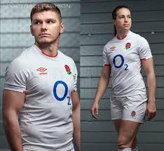 While the pro kit worn by owen farrell and co costs three figures, the same as canterbury's at the last world cup, there are £70 replica versions and a cotton replica is priced at £55. England Rugby 2020 21 Umbro Kits Football Fashion