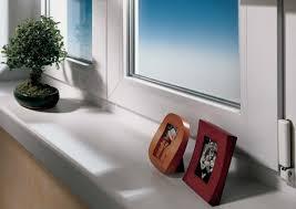 Kunststofffensterbänke Renolit Innenfensterbänke Und