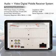 pyle plrvst400 rv wall mount audio receiver av stereo factory remanufactured jensen awm975 am fm cd
