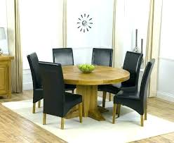 modern round dining table for 6 round dining table for 6 with leaf interior 6 person