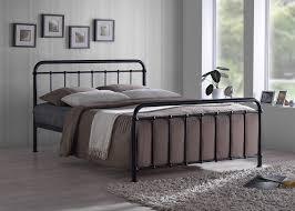 black metal bed frame full. Brilliant Full Time Living Miami Black Metal Bed Frame To Full F