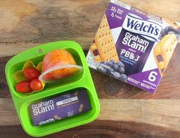 welchs graham slam g lunch
