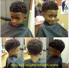 Menshairstylestoday Com Little Black Boys Haircut Graphic Time