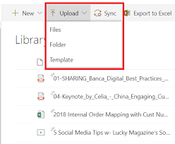 how to save files to sharepoint best