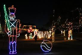 Edaville Festival Of Lights Theme Park Open Featuring Christmas Festival Of Lights