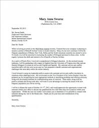 Cover Letter For Airport Job Cover Letter And Resume Good Cover