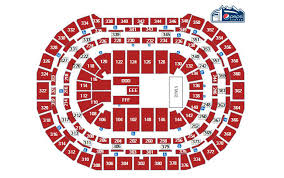 Budweiser Gardens Seating Chart Stars On Ice Detailed