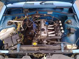 kp60 toyota starlet 5K engine on cbr 900 carbs   Retro Rides