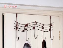 Rod Iron Coat Rack € 1006100 Aliexpress Buy Metal coat hanger music note style 72