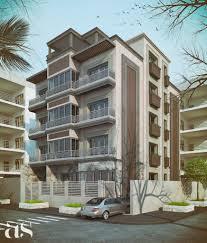 apartment building design. Architecture \u2014 Abscraft Apartment Building Exterior Design Ideas