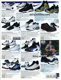 Eastbay Size Chart 25 Classic Sneakers From Vintage Eastbay Catalogs Classic