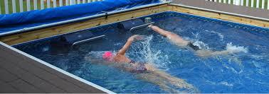 dual propulsion endless pool
